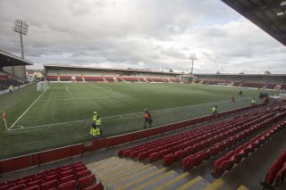 Soccer – Scottish Communities League Cup Second Round – Airdrieonians V Rangers – Excelsior Stadium