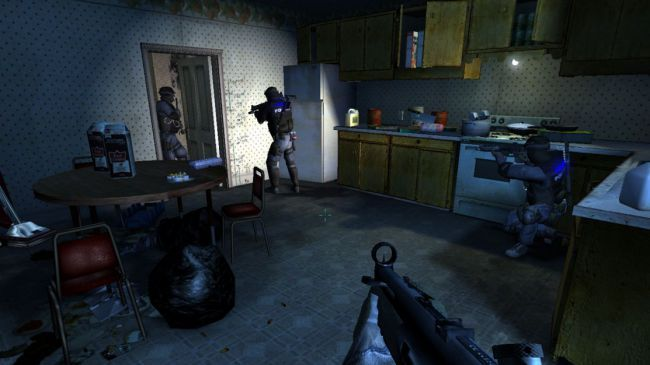 Game Perang Offline PC SWAT 4