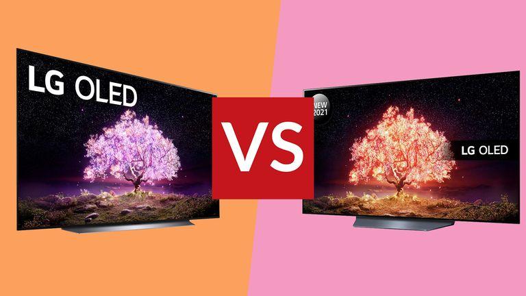 LG C1 vs LG B1