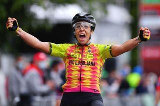 Marta Bastianelli wins stage 2 at Tour de Suisse Women