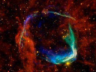 first recorded supernova rcw86