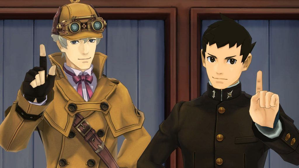 The Great Ace Attorney games are coming to Switch PS4 and PC this July – Gamesradar