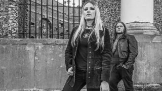 a portrait of electric Wizard