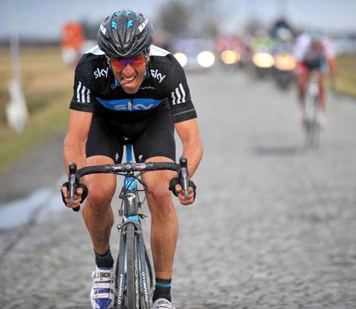 Juan Antonio Flecha, Omloop Het Nieuwsblad 2010