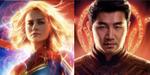 Captain Marvel's Brie Larson Congratulates Simu Liu On Shang-Chi Opening