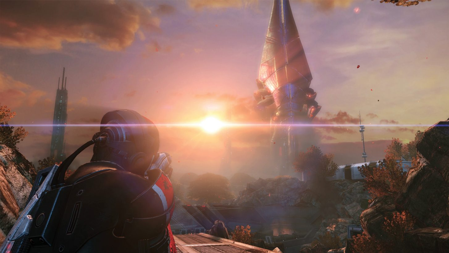 Mass Effect Legendary Edition vista