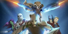 The Guardians Of The Galaxy Animated Show Will Include A Major Disneyland Tie-In