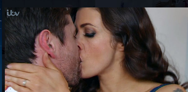 michelle and will kiss.jpg