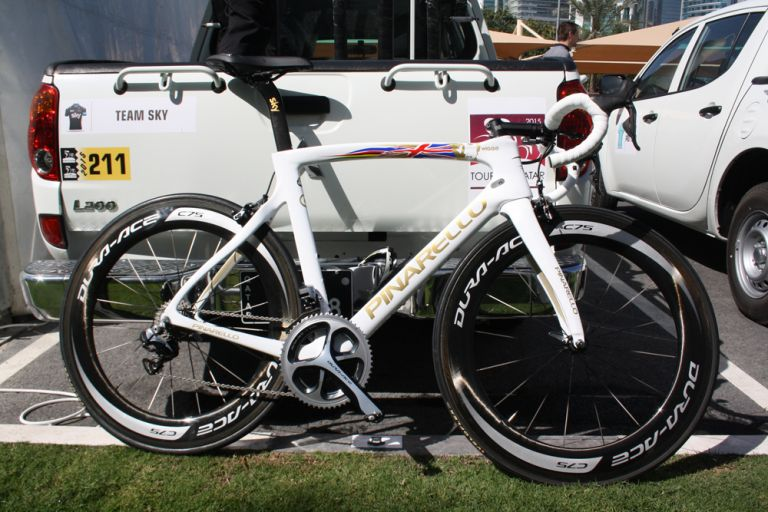 Wiggo TT Bike 10