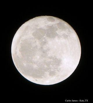 Full Worm Moon 2013