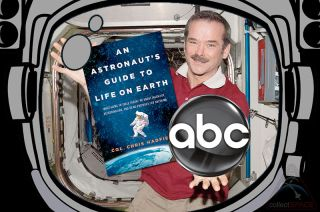 """In """"An Astronaut's Guide to Life on Earth,"""" Chris Hadfield shares what he learned from flying in space. Now, the book will serve as the basis for a sitcom being developed by ABC."""