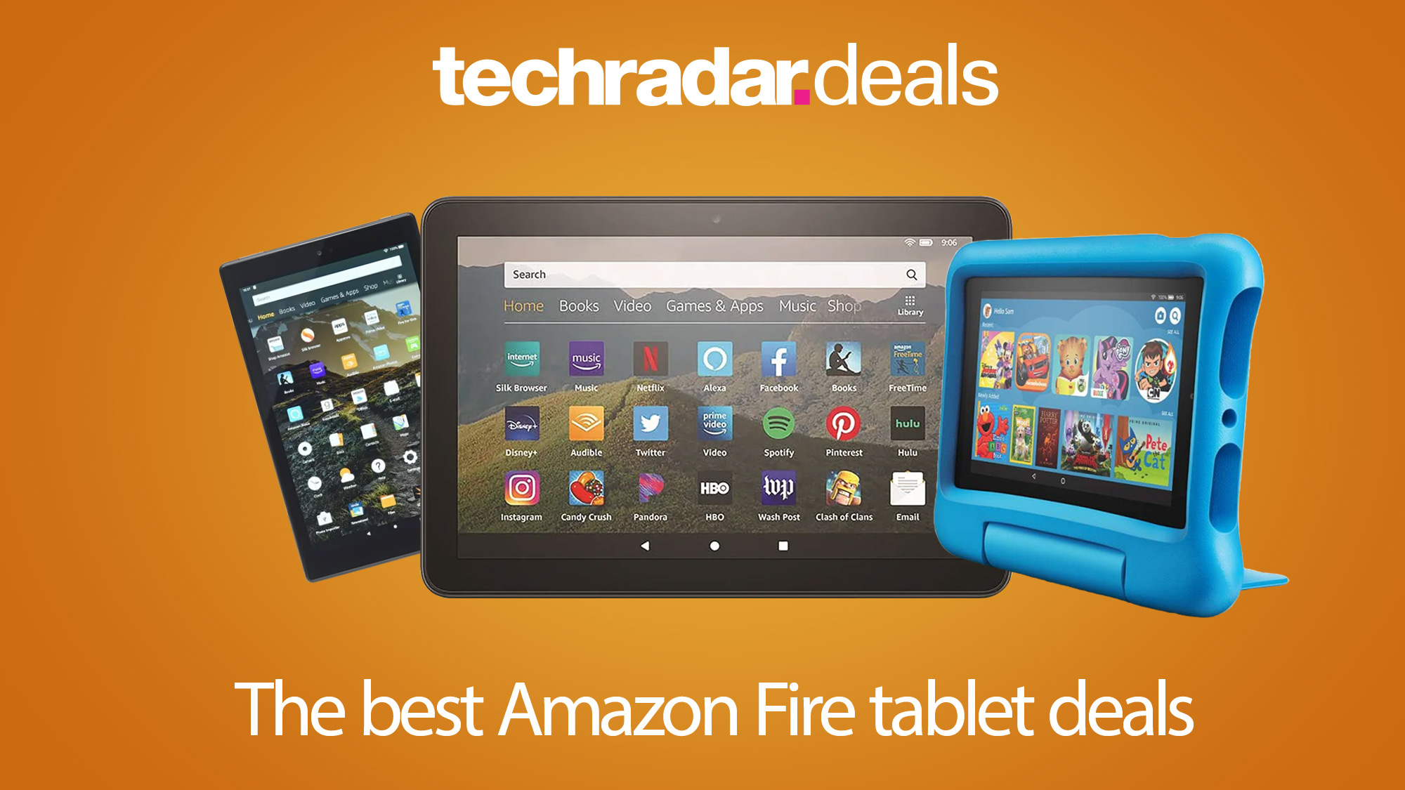 The Best Cheap Amazon Fire Tablet Deals And Sales For March 2021 Techradar