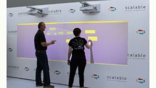 Scalable Display Introduces Huddlewall Collaboration System