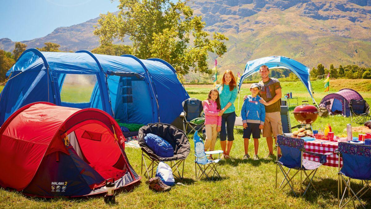 best waterproof easy up tent