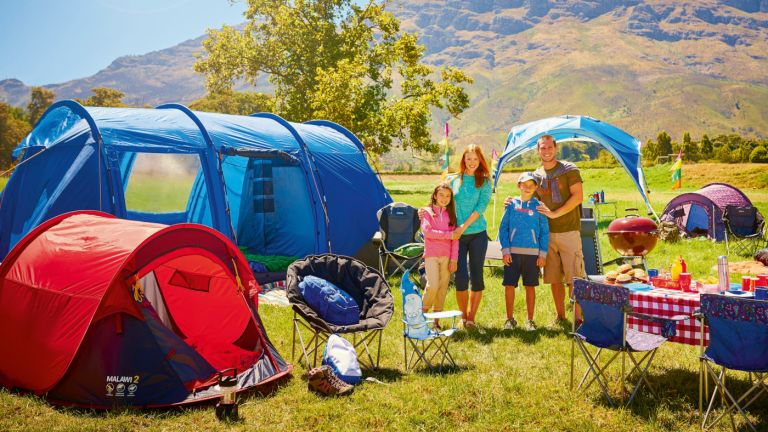 waterproof pop up camping tent