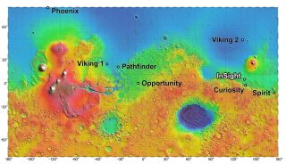 Landing Area Narrowed for 2016 InSight Mission to Mars