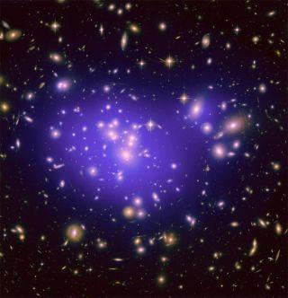 Dark Energy Abell Cluster 100819 02
