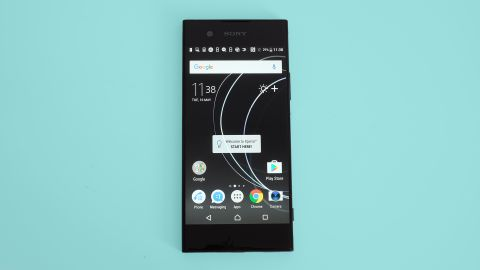 finest selection 558b1 fabba Sony Xperia XA1 review | TechRadar