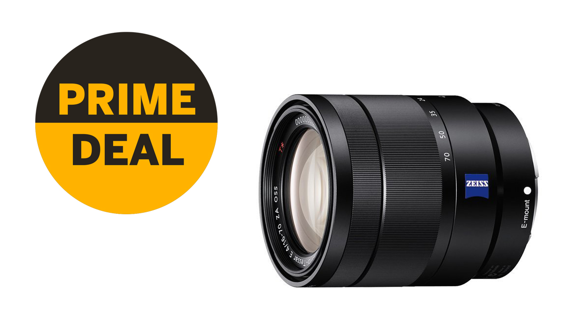 Sony E 16-70mm f4 Zeiss lens is £280 off in this sensational Prime Day deal! | Digital Camera World