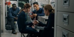 Anna Kendrick's Stowaway Trailer Launches Her Into Space With Daniel Dae Kim
