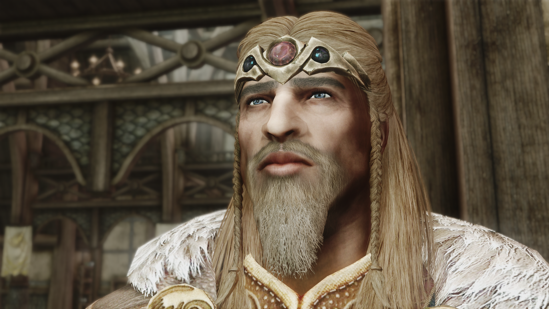 Skyrim Special Edition mod - Vanilla Hair Replacer