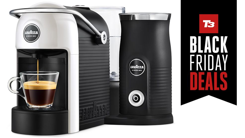 The best Cyber Monday coffee machine deals: coffee maker sales on DeLonghi, Lavazza, Sage, Nespresso