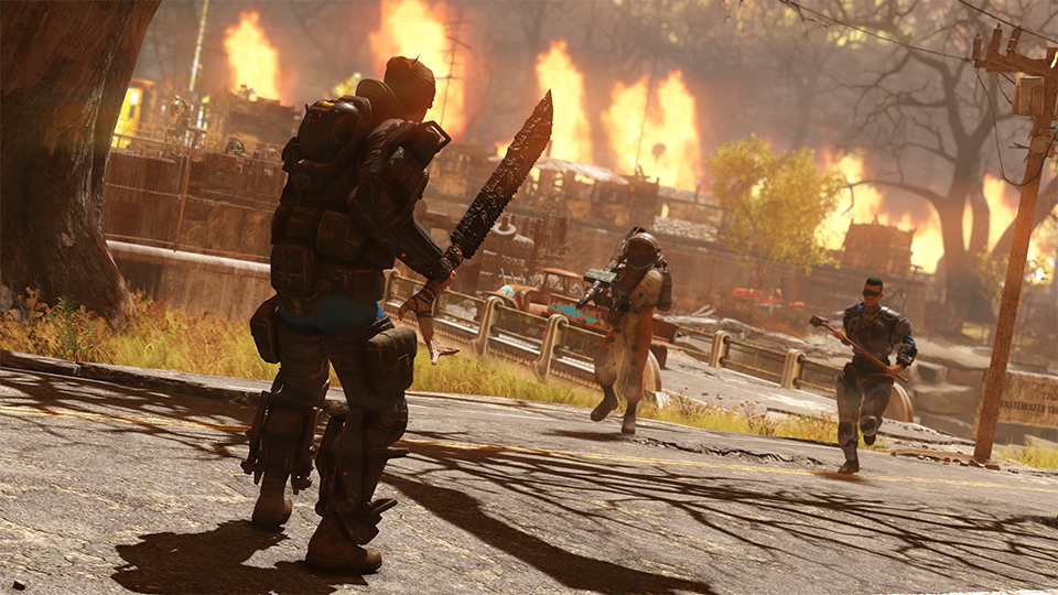 Fallout 76 players are begging Bethesda for a test server