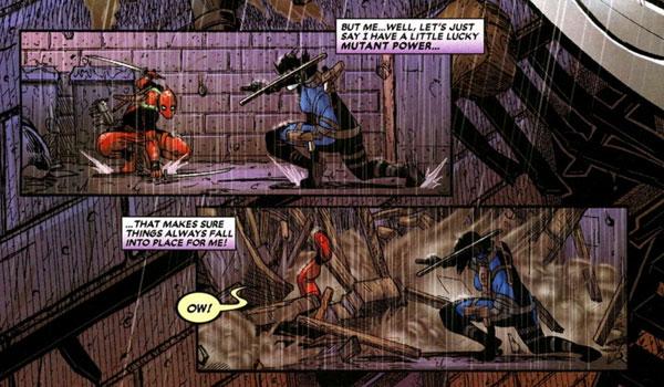 Domino Marvel Comics