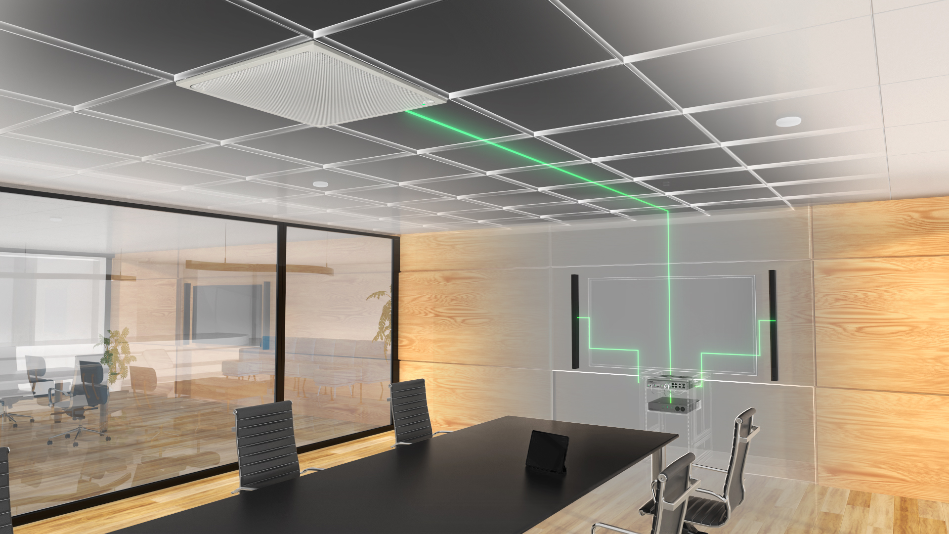 Yamaha ADECIA Ceiling Audio Solution Now Available for Preorder   AVNetwork