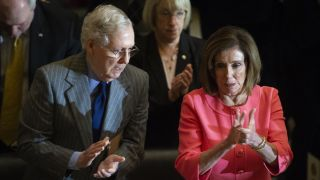 Stimulus checks on the way? Pelosi and McConnell meet today