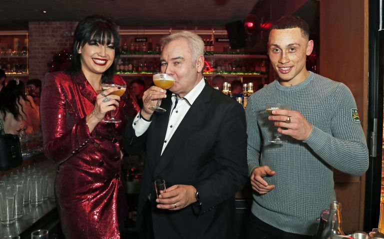 Eamonn Holmes reunion photo