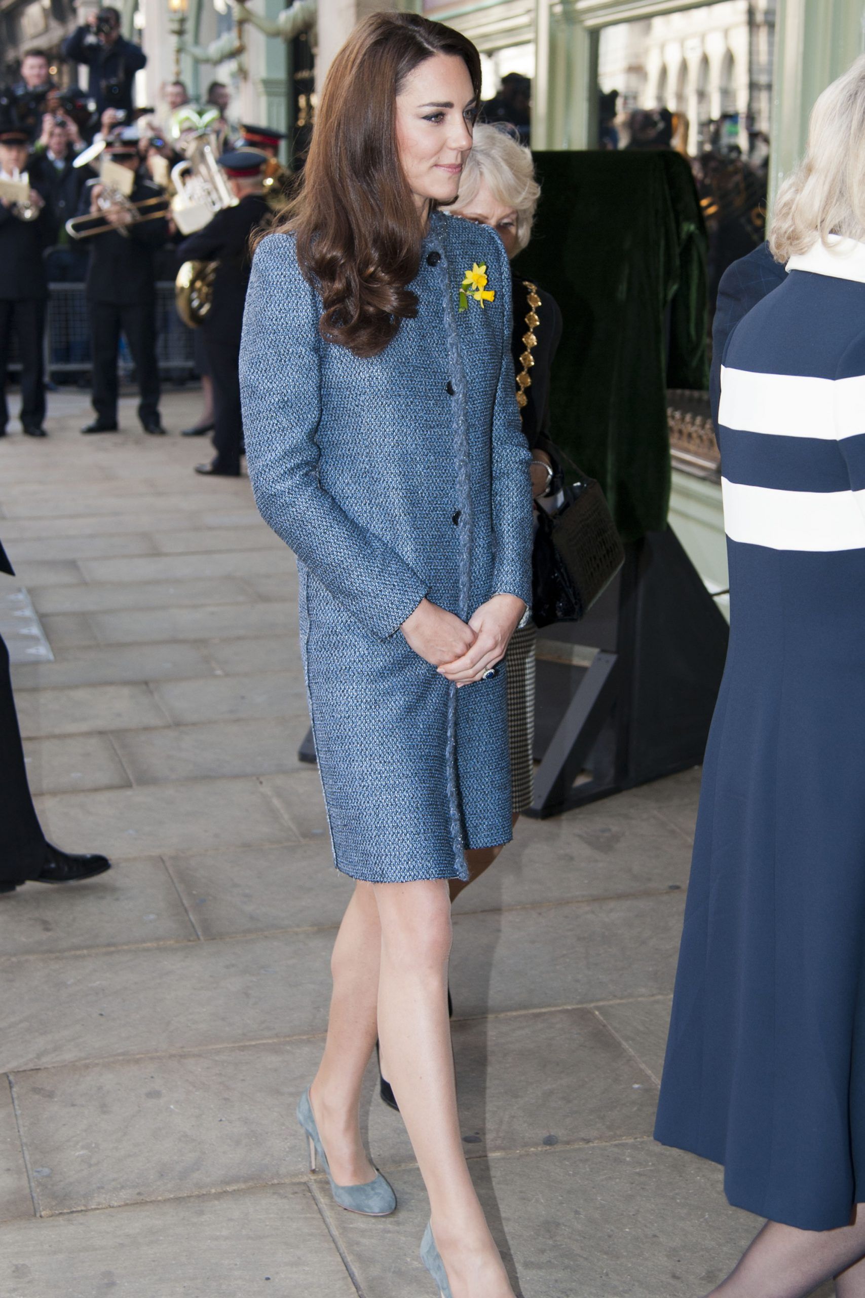 Kate Middleton style pictures-Duchess of Cambridge-woman and home