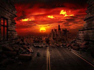 climate change destruction