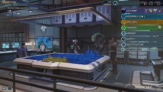 XCOM: Chimera Squad Intel