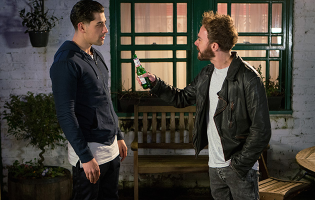 Coronation Street spoilers: Josh approaches David but furious David is ready for him...