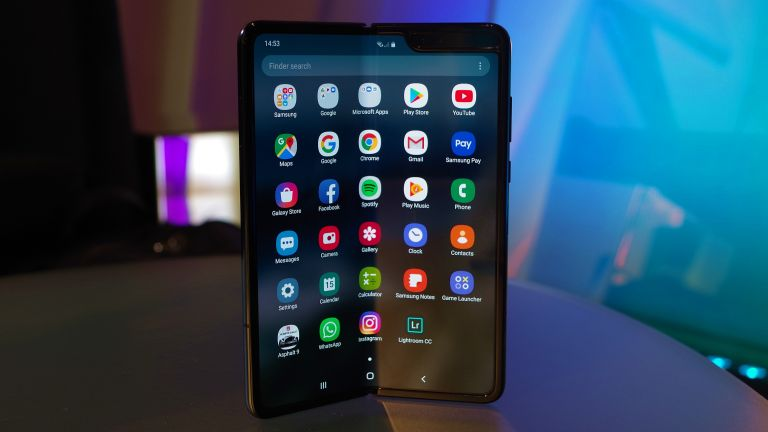 Samsung Galaxy Fold review (early verdict): we're sold on the fold | T3