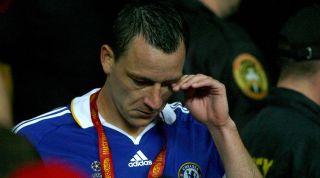 John Terry Chelsea 2008