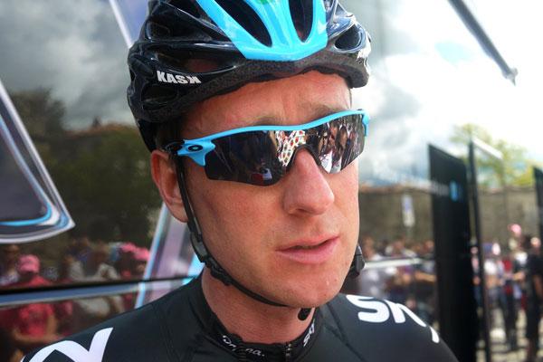 Bradley Wiggins, Giro d'Italia 2013