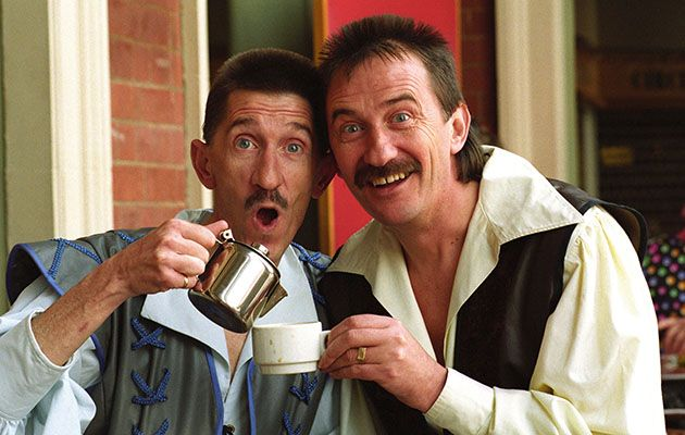 Watch the Chuckle Brothers take on an arms dealer in real ...