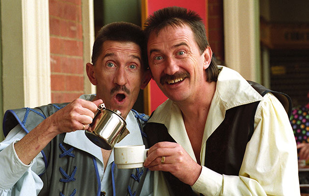 Chuckle Brothers getting a brand new TV show! 'Too me...'