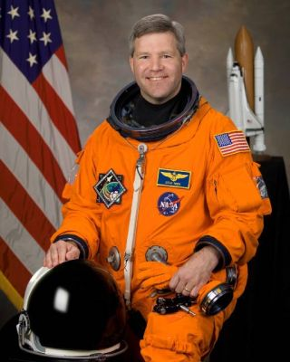 Astronaut Biography: Stephen N. Frick