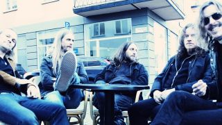 A picture of Opeth
