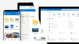 Microsoft cloud storage options