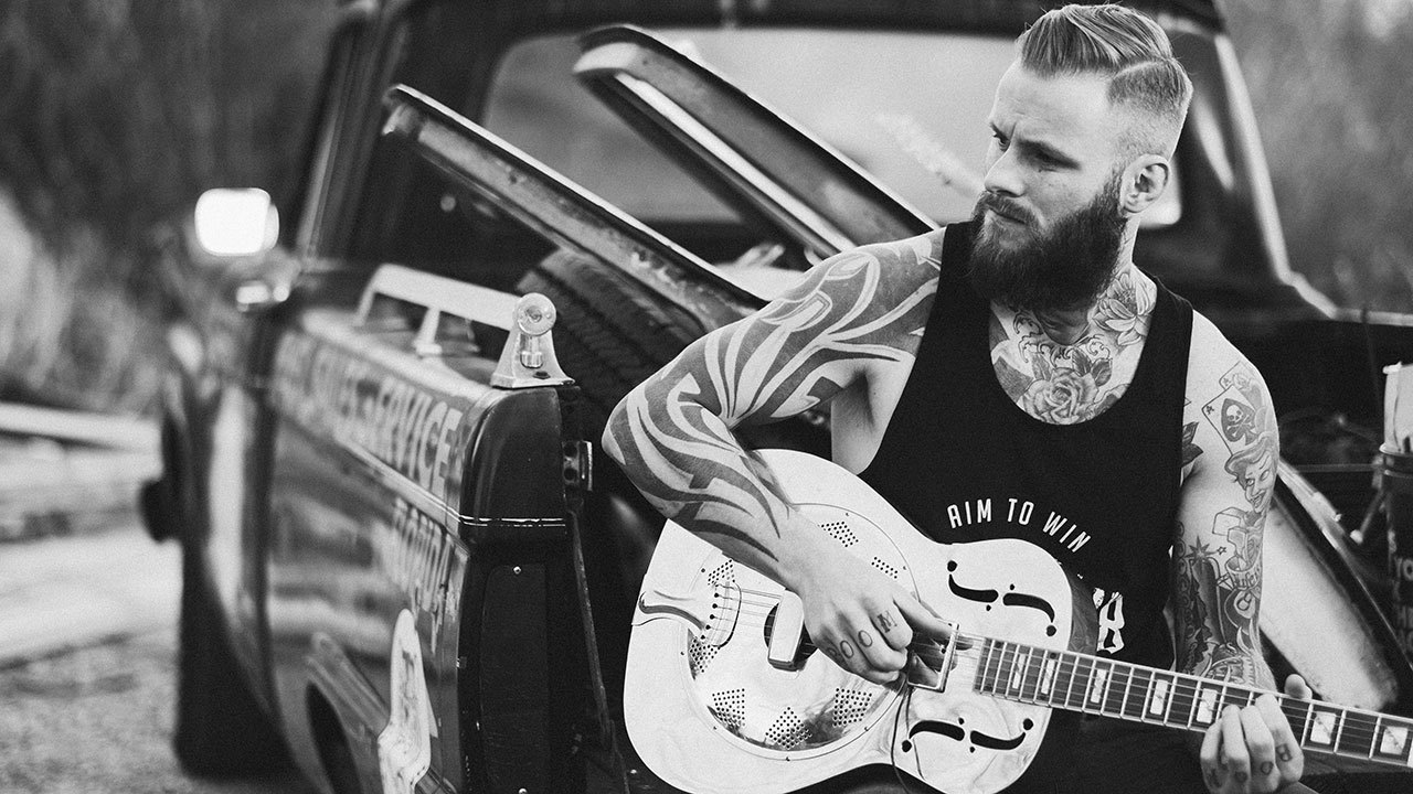 The 10 Guitar Tracks That Changed My Life By Kris Barras Louder
