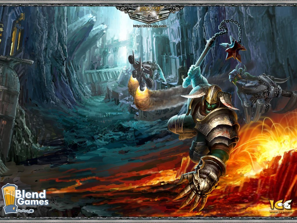 IGG Interview: 2029 Online Is Like Diablo And WoW #6488