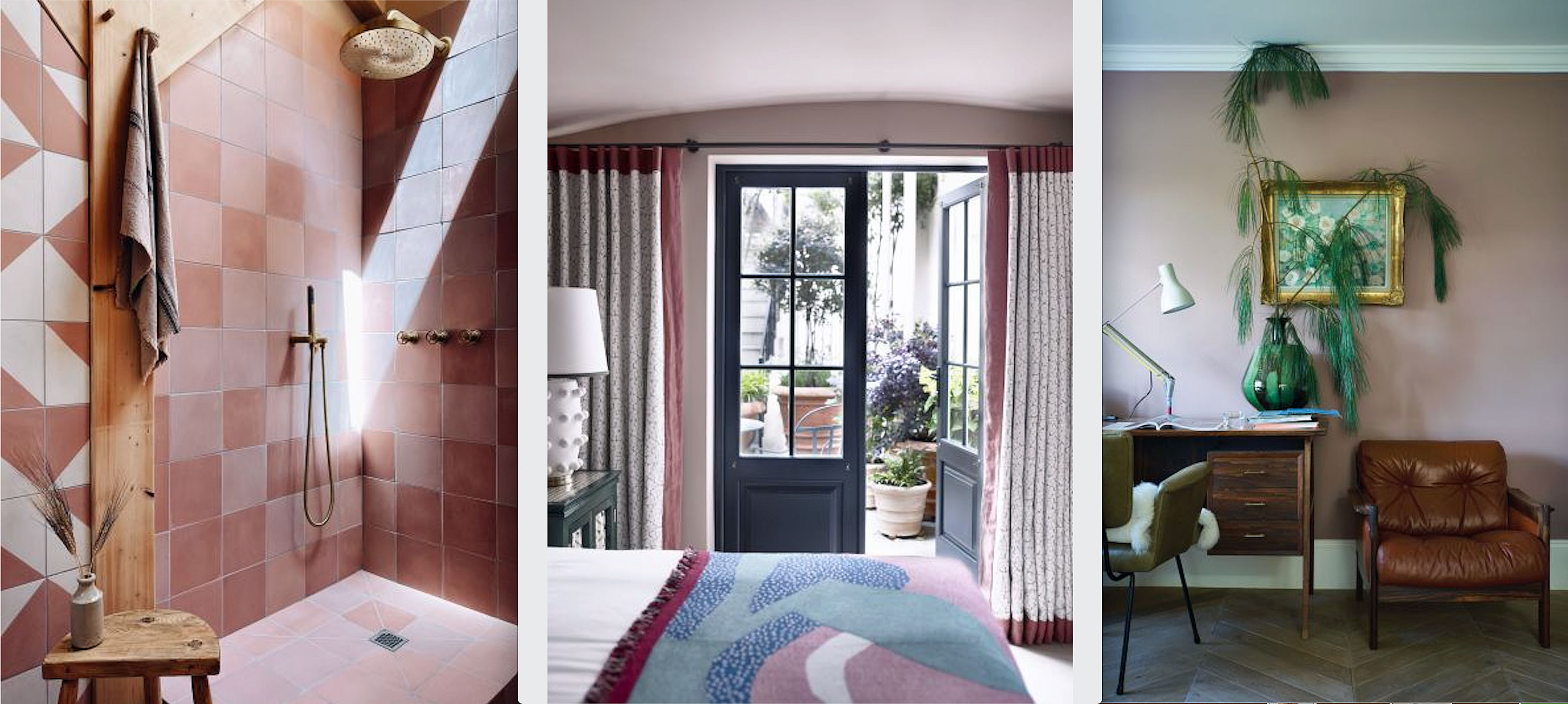 Pink Room Ideas Ideal For Decorating With Homes Gardens