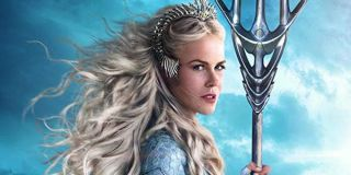 Nicole Kidman as Atlanna in Aquaman movie