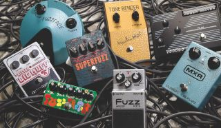 There are plenty of great deals on effects pedals this Cyber Monday