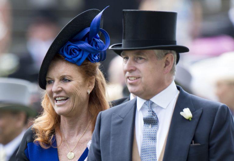 Prince Andrew, Sarah Ferguson