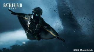 Battlefield 2042 wingsuit